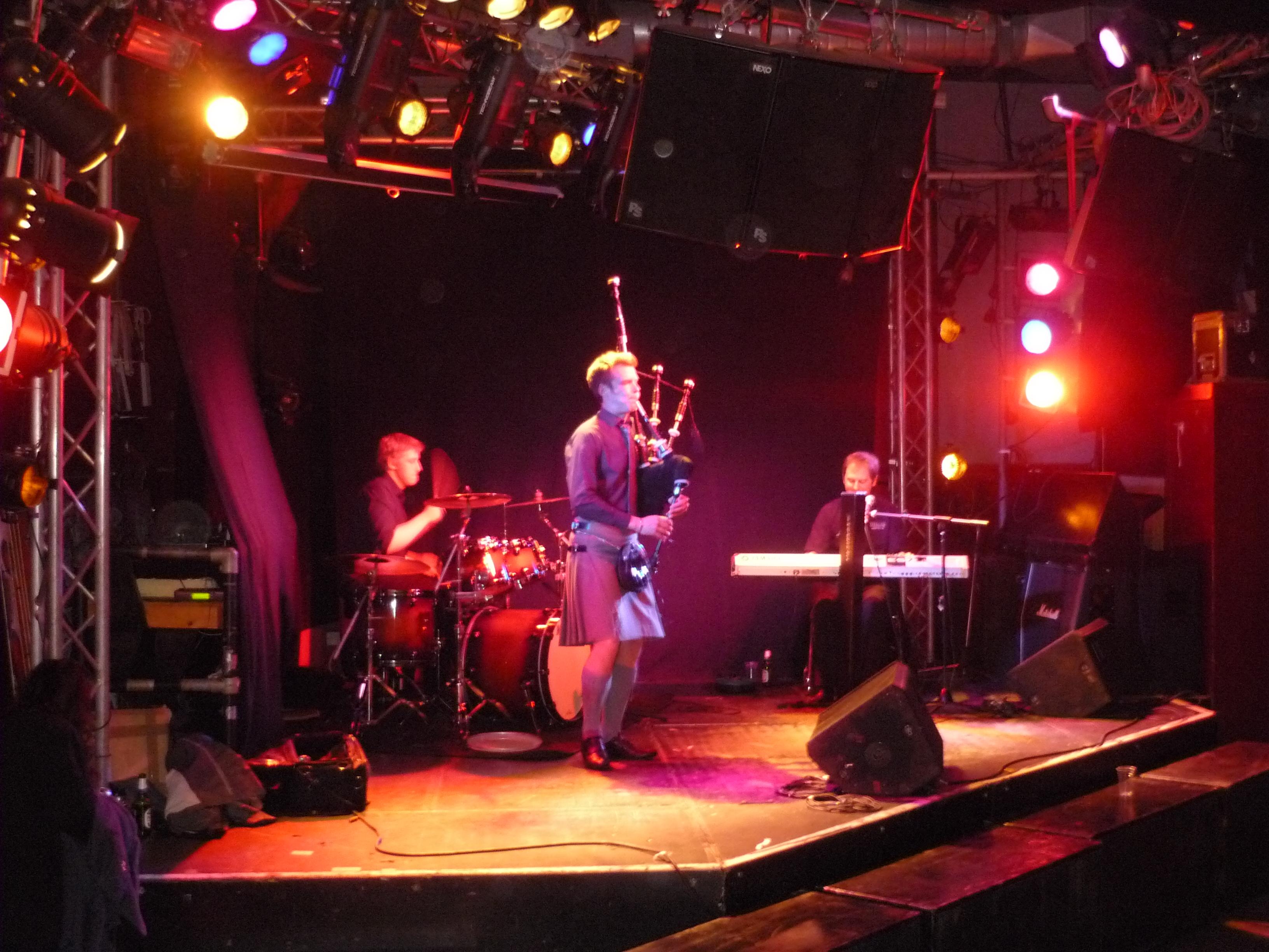 Reel Time Ceilidh Band Summer Bonanza