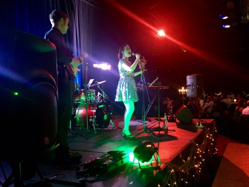 Scraggly Cats pop and ceilidh sets at Crieff Hydro